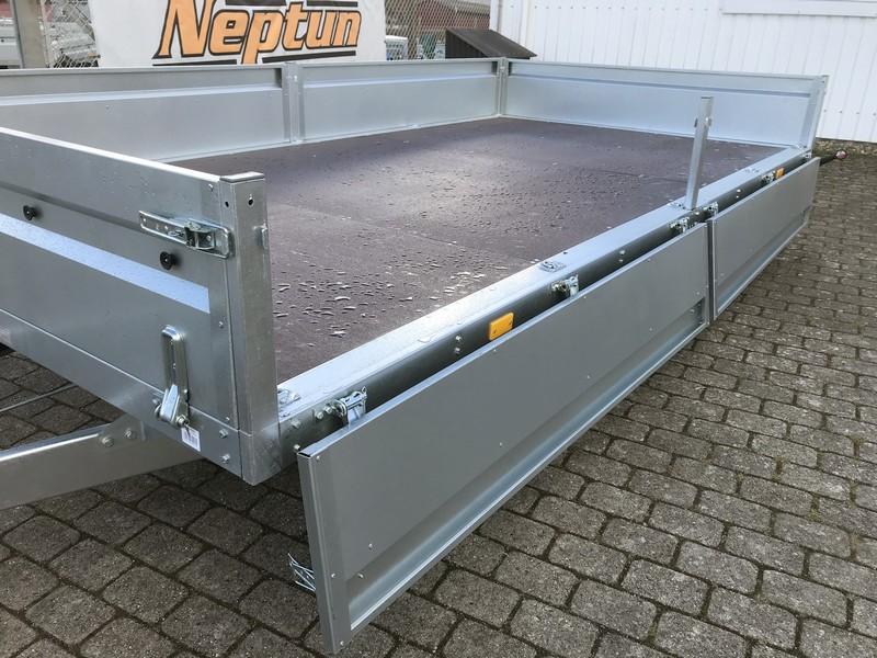 Erhvervstrailer GN242 Nordica N20-420-2