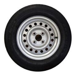 Trailerhjul Reservehjul 185-70R13 4x100