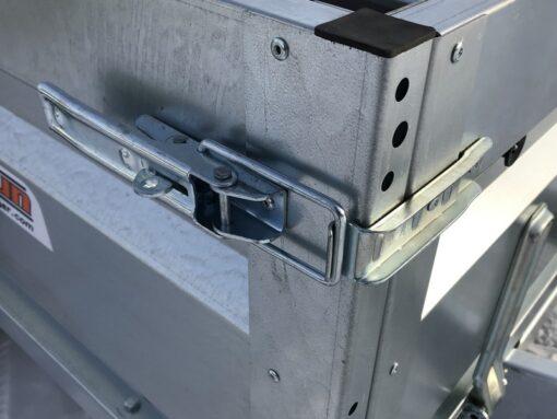Neptun Pro serie lukketøj med sikringslås