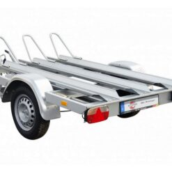 Motorcykeltrailer med bremser | STEMA MT 850 BS3