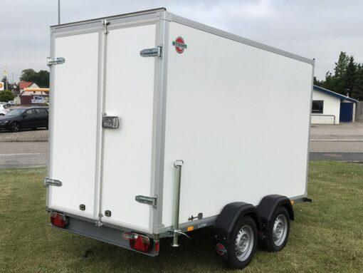 Kassetrailer SySTEMA BOX 301x153x180cm 2000kg - 18mm sandwich sideplader_1
