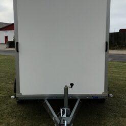 STEMA Cargo trailer 301x153x180cm 2000kg - 18mm sandwich sideplader_4