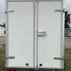STEMA Cargo trailer 301x153x180cm 2000kg - 18mm sandwich sideplader_5