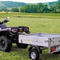 STEMA MINI 350 helt perfekt bag ATV