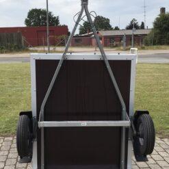 STEMA MINI 350 er konstrueret til lodret opbevaring