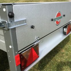 STEMA MINI 350 standardmonteret med presenningsknapper