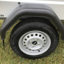 Stema FT 750 13 tommer hjul med 145-80 dæk