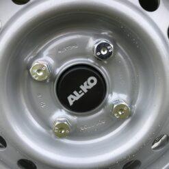 Stema FT 750 Alko løbeaksel med 4-huls fælgtilslutning