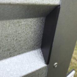 Stema FT 750 afdækningspropper mellem sider og slutprofil