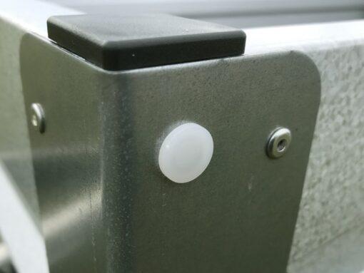 Stema FT 750 forberedt med afdækkede huller til montage af tilbehør