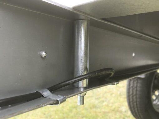 Stema FT 750 forstærket sammenboltning mellem trækvanger og lad forrest_2