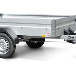 Stema FT 750 med bremse - cleandraw