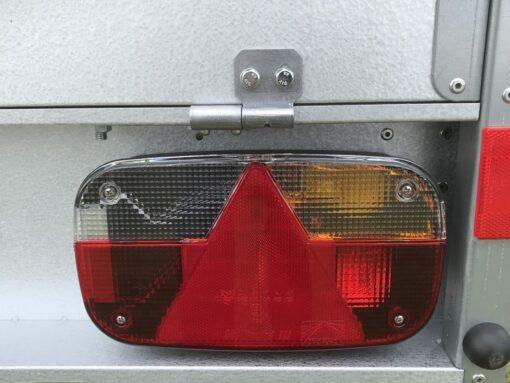 Stema FT 750 multipoint baglygte højre side