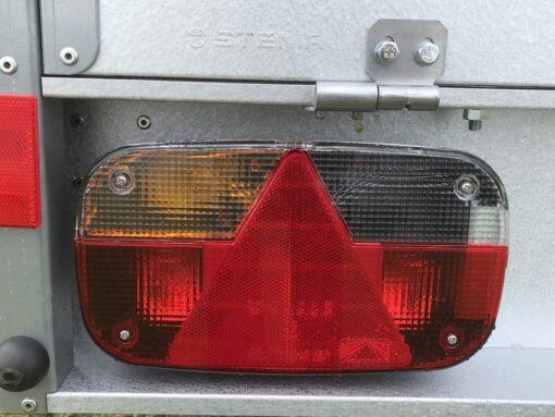 Stema FT 750 multipoint baglygte venstre side