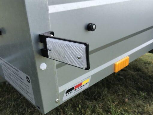 Stema OPTI 750 front refleks på gummiholder