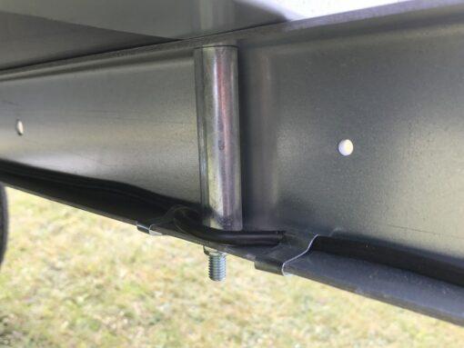 Stema OPTI 750 god befæstigelse mellem trækvanger og lad
