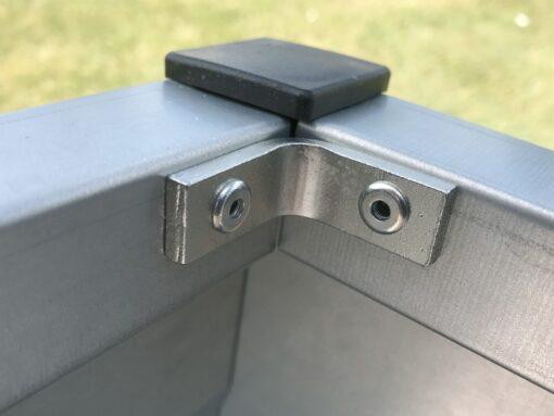 Stema OPTI 750 indvendig hjørneforstækning mellem forsmækplade og sidefjæl