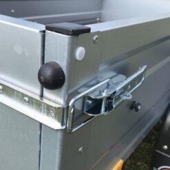 Stema OPTI 750 med sidemonterede lukketøjer