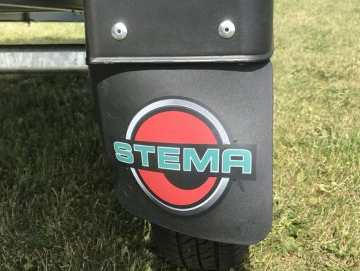 Stema OPTI 750 stænklap med logo