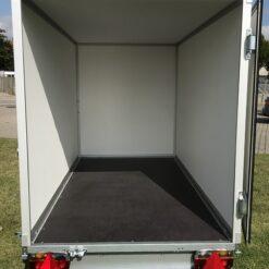 Stema Box 251x129x148 - 1300kg set bagfra åben