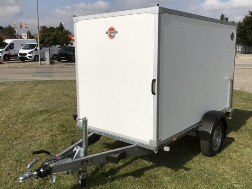 Stema Box 251x128x150 - 1300kg skraat forfra
