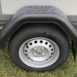 STEMA REX 30 13 tommer hjul med 145-80 dæk