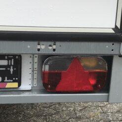 Stema Box 251x129x148 - 750kg højre multipointbaglygte