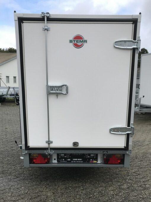 Stema Box 251x129x148 - 750kg set bagfra