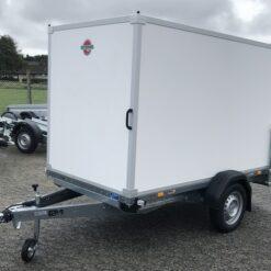 Stema Box 251x129x148 - 750kg set skraat forfra